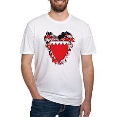 3D Bahrain Shirt
