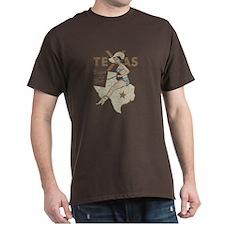 Vintage Texas Pinup T-Shirt