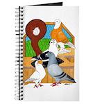Five Pigeons Journal