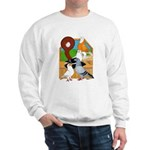 Five Pigeons Sweatshirt