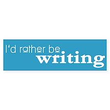 Writer/Author Writing Stickers