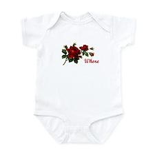 Cute Baby gaga Infant Bodysuit
