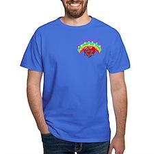Jewish Love Hearts T-Shirt
