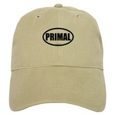 Primal auto decal health fitness Cap
