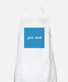 Unique Improv comedy Apron