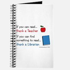 Teacher...Librarian Journal