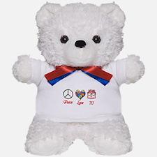 Cute 70th birthday Teddy Bear