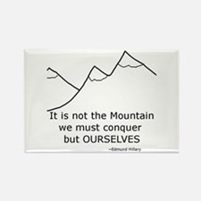 Inspiration Quote Rectangle Magnet