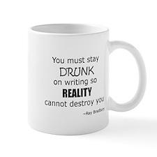 Drunk on Writing Mug