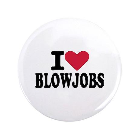 """Blowjob 3.5"""" Button"""
