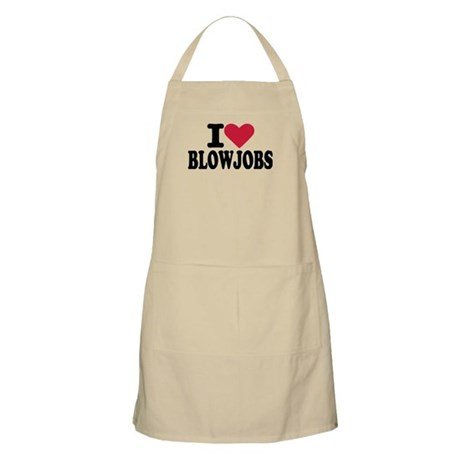 Blowjob Apron