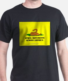 Bowel Movement Across America T-Shirt