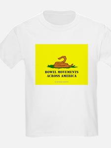 Bowel Movement Across America T-Shirt