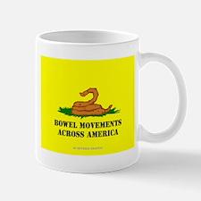 Bowel Movement Across America Mug