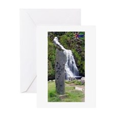 I have total, complete POWER Greeting Card