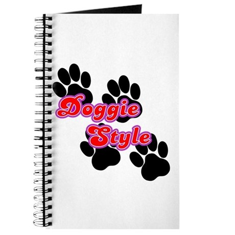 Doggie Style Journal