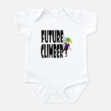 Future Climber Infant Bodysuit