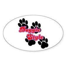 Doggie Style Decal