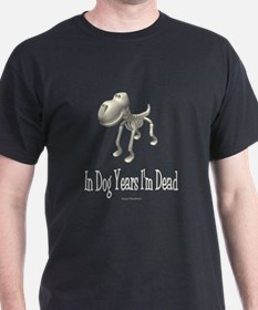 In Dog Years T-Shirt