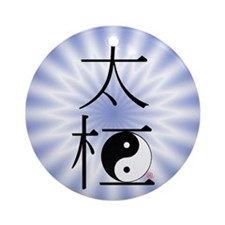 Tai Chi Light Ornament (Round)