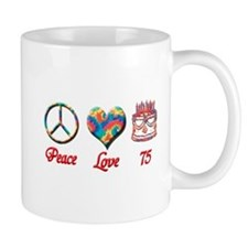 Cute Love peace 75 Mug