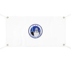 TSA La Guardia Airport Banner