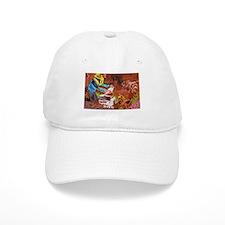 The Beekeper & The Honeybee Baseball Cap