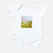 Beekeeping Paradise Infant Bodysuit