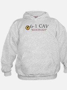 6th Squadron 1st Cav Hoodie