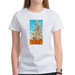 Double Ferris Wheel At The Pi Women's T-Shirt
