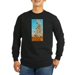 Double Ferris Wheel At The Pi Long Sleeve Dark T-S