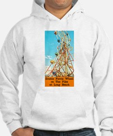 Double Ferris Wheel At The Pi Hoodie