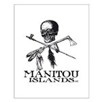 Manitou Islands Small Poster