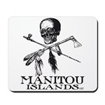 Manitou Islands Mousepad