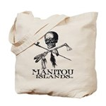 Manitou Islands Tote Bag