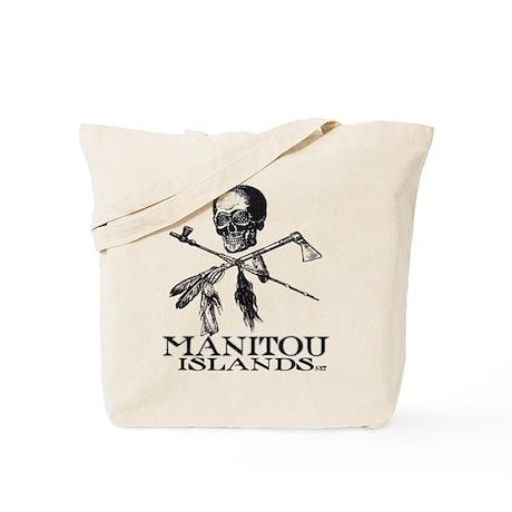 Manitou Islands Tote Bag