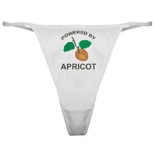 Powered By Apricot Classic Thong