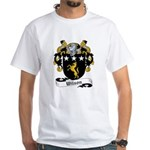 Wilson Coat of Arms White T-Shirt