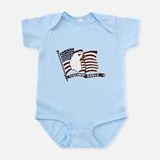 Screamin Eagle Infant Bodysuit