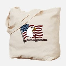 Screamin Eagle Tote Bag