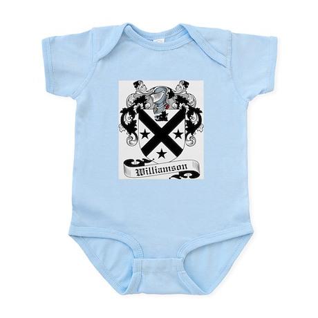 Williamson Family Crest Infant Creeper