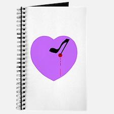 Stilleto Heart Journal