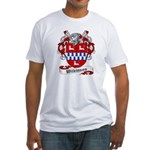 Wilkinson Coat of Arms Fitted T-Shirt