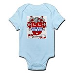 Wilkinson Coat of Arms Infant Creeper