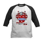 Wilkinson Coat of Arms Kids Baseball Jersey