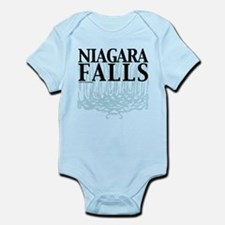 Niagara Falls Infant Bodysuit