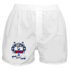 Wilkie Family Crest Boxer Shorts
