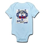 Wilkie Family Crest Infant Creeper
