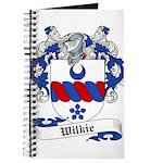 Wilkie Family Crest Journal