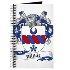 Wilkie Family Crest Journal